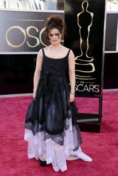 Worst: Helena Bonham Carter