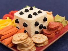 Night: Piece of Cake Party Throw the ultimate Game Night get-together with these fun and easy food crafts and DIY decor ideas!Throw the ultimate Game Night get-together with these fun and easy food crafts and DIY decor ideas! Game Night Food, Game Night Parties, Casino Night Party, Food Game, Vegas Party, Game Party, 80s Party, Vegas Theme, Summer Parties
