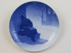 Bing Grondahl Christmas Plate 1907   eBay
