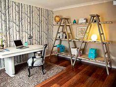 de simples escaleras a muebles originales