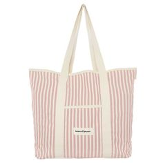 - Accessories - Beach Tent, Beach Umbrella, Pink Stripes, Vintage Colors, Tote Bag, Stuff To Buy, Accessories, Beach Bags, Best Beach Bag
