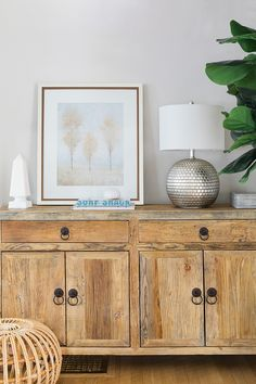 Console table source on Home Bunch #consoletable