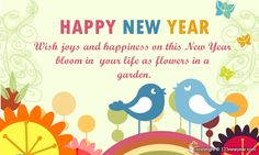 Happy New Year 2014 - Wishes, Greetings, Messages, Quotes and Wallpapers