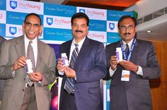 The Grand Success of Grape Seed Extract with MCT Launch on 9th Nov @ HYD