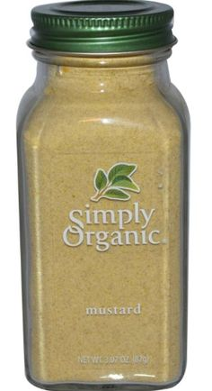 Simply Organic Mustard Powder