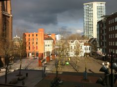 Nice view from the offices of EHV365