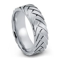 Ridged Men's Band - RB1100