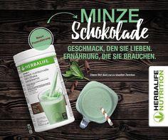 Der leckere F1-Shake Minze-Schokolade ist jetzt mit neuer Formulierung zurück. Dieses Geschmackserlebnis solltest du dir nicht entgehen lassen.  Weitere Informationen erhältst du hier: www.nuuproducts.ch