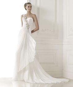 Pronovias BELSY, Wedding Dress 2015