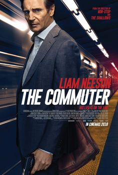 Directed by Jaume Collet-Serra. With Liam Neeson, Vera Farmiga, Patrick Wilson, Jonathan Banks. An action-thriller in which an insurance salesman/ex-cop is caught up in a life-threatening conspiracy during his daily commute home. 2018 Movies, Hd Movies, Movies To Watch, Movies Online, Movies And Tv Shows, Movies Free, Action Movies, Streaming Vf, Streaming Movies