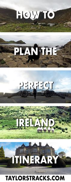 Plan the perfect Ireland itinerary with this ultimate Ireland travel guide. You won't miss a thing with this comprehensive guide, click to start planning! #ireland #europe ******  Ireland itinerary | Ireland travel | Ireland travel tips | Ireland travel best spots | Ireland travel on a budget | Ireland vacation | Ireland destinations | Europe travel | Europe destinations | Dublin Ireland | Galway Ireland | Belfast Ireland