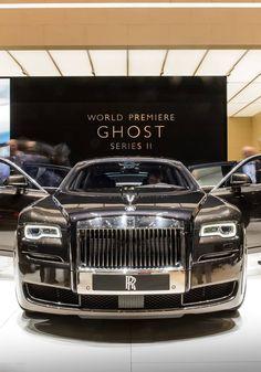 The 6.6L Rolls Royce Ghost.