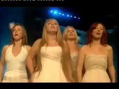 "Watch the ""Celtic Woman"" quartet sing ""O Holy Night"" in the most angelic way possible 