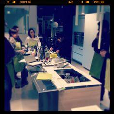 Food & Design - cucina attiva Valcucine