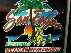 San Felipe Mexican Restaurant, Leland, NC