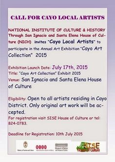 Call for Cayo Artists