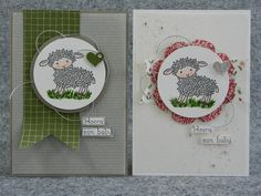 Stamp-ing: maart 2016 Easter Lamb, Baby Cards, Stampin Up, Card Ideas, Catalog, Easter Activities, Animales, Cards, Stamping Up