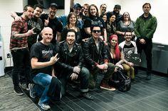 Zacky Vengeance, Actor James, Avenged Sevenfold, Quebec City, Most Beautiful Man, Punk, Meet, Tours, World