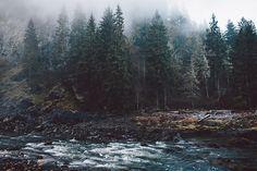 (1) Tumblr ~ I love this type of scenery.