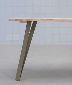 pied-de-table GRAF 71cm 39€/pied