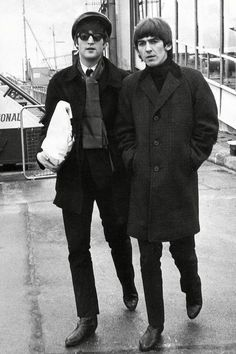 John and George...very cool