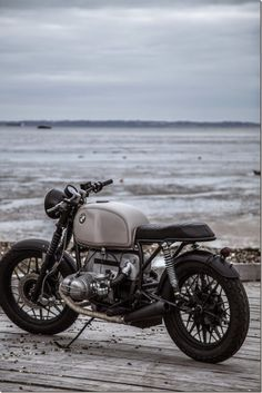 1978 BMW R100 Odyssey Brat Style #motorcycles #bratstyle #motos | caferacerpasion.com