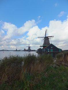 Zaanse Schans (by pingwynne)
