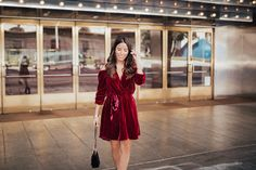 Crushing on Velvet for Fall with Hale Bob