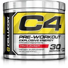 Cellucor C4 Extreme - NO and Creatine Combined - http://www.workoutboosters.com/cellucor-c4-extreme-review/