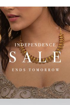 LIVE NOW: The biggest Tarinika jewelry sale is now live! Shop necklace sets, earrings, choker sets, bangles, pendant sets, and more - all at FLAT 15% off. No code. No minimum purchase value. ♥️♥️♥️ Indian Jewellery Online, Indian Jewelry Sets, Jewelry Shop, Jewelry Stores, Live Shop, Temple Jewellery, Summer Jewelry, Bridal Sets, Pendant Set