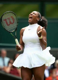 Wimbledon 2016 Serena Williams