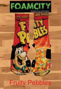Nike Elite Fruity Pebbles Basketball Socks Kobe Lebron Kd Large Size Men 8-12 #Nike #Athletic