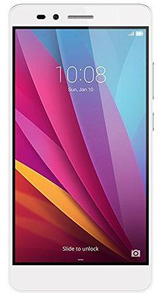 Honor 5X Smartphone débloqué 4G (Ecran: 5,5 pouces - 16 Go - Double Micro-Nano - Android) Argent #Honor #Smartphone #débloqué #(Ecran: #pouces #Double #Micro #Nano #Android) #Argent