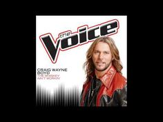 Craig Wayne Boyd - The Whiskey Ain't Workin' - Studio Version - The Voice 7
