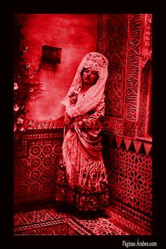 Una mañana, se hallaba el paje paseando por los alrededores de la Alhambra…