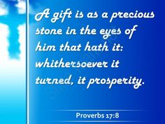 proverbs 17 8 they think success will come powerpoint church sermon Slide05http://www.slideteam.net