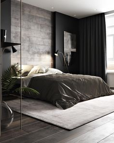 The Stylish Modern Bedroom Furniture (Vintage, Rustic, and Mid Century Bedroom F. The Stylish Modern Bedroom Furniture (Vintage, Rustic, and Mid Century Bedroom Furniture Sets) Modern Bedroom Furniture, Home Decor Bedroom, Home Living Room, Furniture Vintage, Design Bedroom, Furniture Showroom, Luxury Furniture, Bedroom Modern, Industrial Bedroom Design