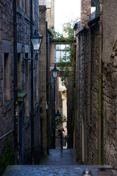 Edinburgh Old Town, Scotland