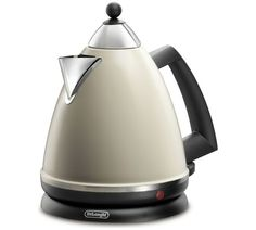 Buy Delonghi Argento Cream Kettle at Argos.co.uk, visit Argos.co.uk to shop online for Kettles, Kitchen electricals, Home and garden
