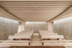 Gallery of Roser Chapel / Erithacus arquitectos + Guillermo Maluenda - 2