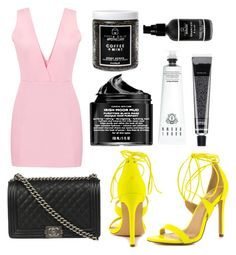 A fashion look from July 2016 featuring pink mini dress, lace up high heel sandals and quilted cross body purse. Browse and shop related looks. Little Barn, Peter Thomas Roth, Alchemist, Apothecary, Bobbi Brown, Style Icons, Chanel, Cosmetics, Polyvore