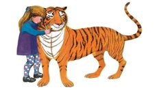 "It is more than 50 years since the tiger first came to tea. Before the much-loved picture book was even written, the story was being told and retold by Judith Kerr to her two-year-old daughter, when they were both at home feeling ""a bit lonely"". Beatrix Potter, Raymond Briggs, Pink Rabbit, Story Arc, Bbc One, Buy A Cat, Magazine, Bedtime Stories, World War Two"