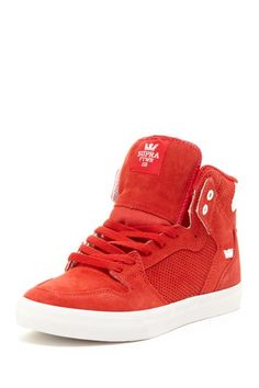 Supra Vaider High Top Sneaker by Switch Up Your Kicks on @HauteLook