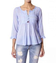 lookingfeelinggood blouse from Odd Molly