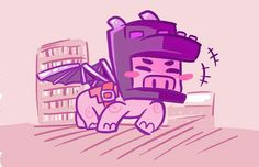If he's happy, Jesse's happy. Rueben from Minecraft Story Mode Minecraft Stampy, Minecraft Fan Art, Minecraft Stuff, Minecraft Ships, Minecraft Drawings, Best Wings, Only Play, Old Games, Foto E Video