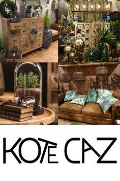 Déco industrielle | KOTECAZ #déco #décoration #salon #industriel #styleinspiration #styleindustriel