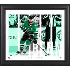 c99f60f618a02 Jamie Benn Dallas Stars Fanatics Authentic Framed 15   x 17   Player Panel  Collage