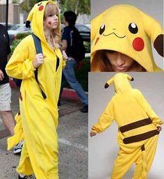 d9409cb4cf Nuevo Unisex Onesie Kigurumi Pijamas Adulto Animal Onesies Mono Ropa de  dormir vestido Costumes Pokemon