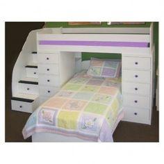 L Shaped Bunk Bed - Foter