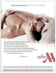 #publicidad #ad Campaña de branding. Marriott Hotels & Resorts.